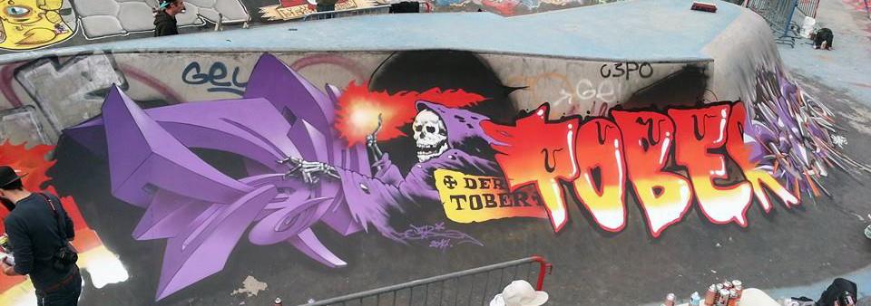 Der +Tober. Toulouse 2014